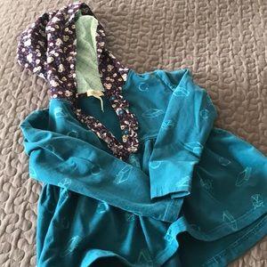 Matilda Jane pull over hoody